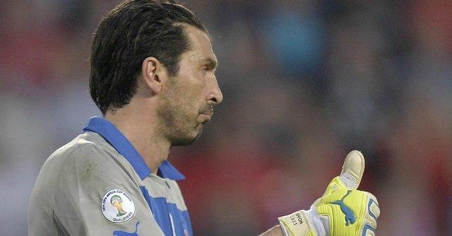 Mondiali 2014, Buffon: Costa Rica brava a gestire il vantaggio