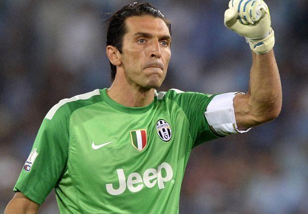 Italia, Buffon torna ad allenarsi