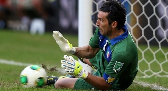 Italia, infortunio: Buffon salta l'Inghilterra