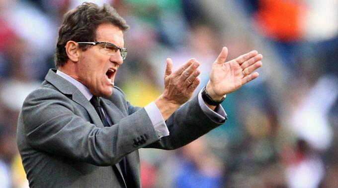 Russia, Capello: Due occasioni da gol fallite