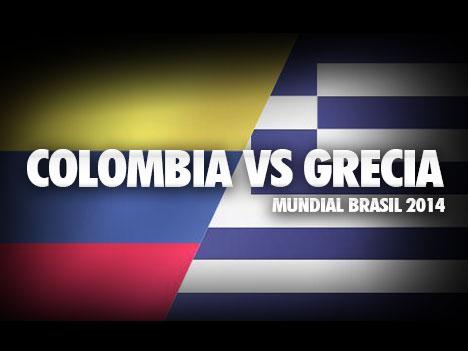 Gruppo C: Colombia – Grecia, le ultime dai ritiri