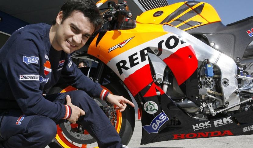 Il futuro di Dani Pedrosa è in Honda