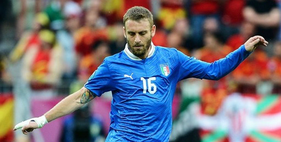 Euro 2016, verso Italia-Germania: De Rossi può farcela, Conte non si sbilancia
