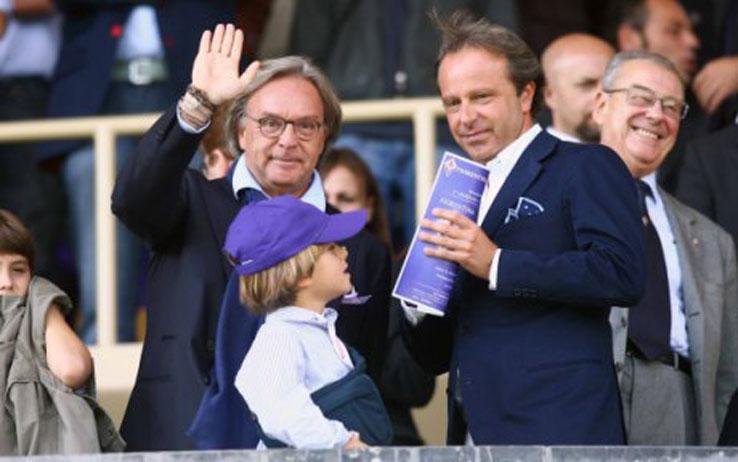 Fiorentina, Della Valle: Obiettivo Champions League
