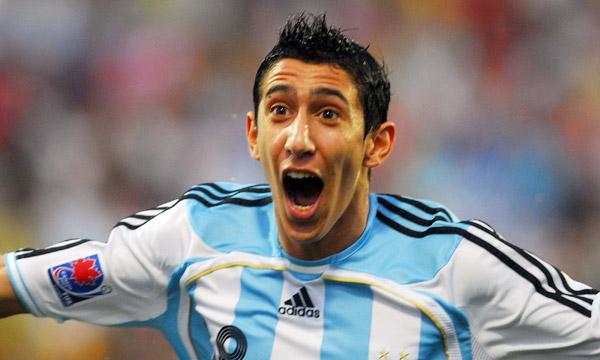 Argentina, Di Maria: Ai Mondiali conta vincere