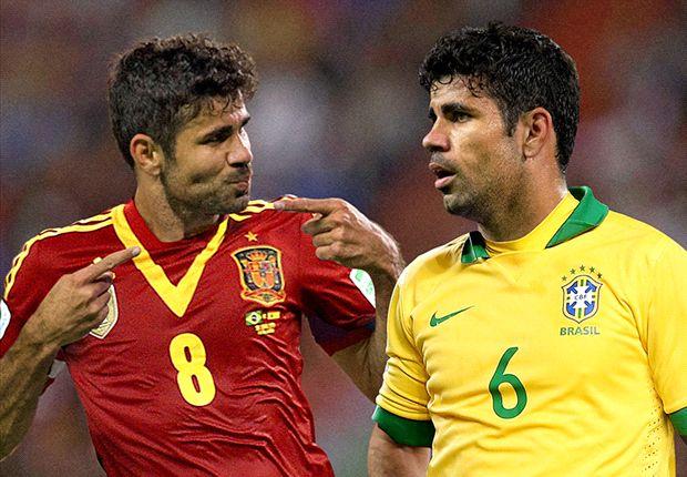 Mondiali 2014, Spagna: Diego Costa giocherà la prima contro Olanda