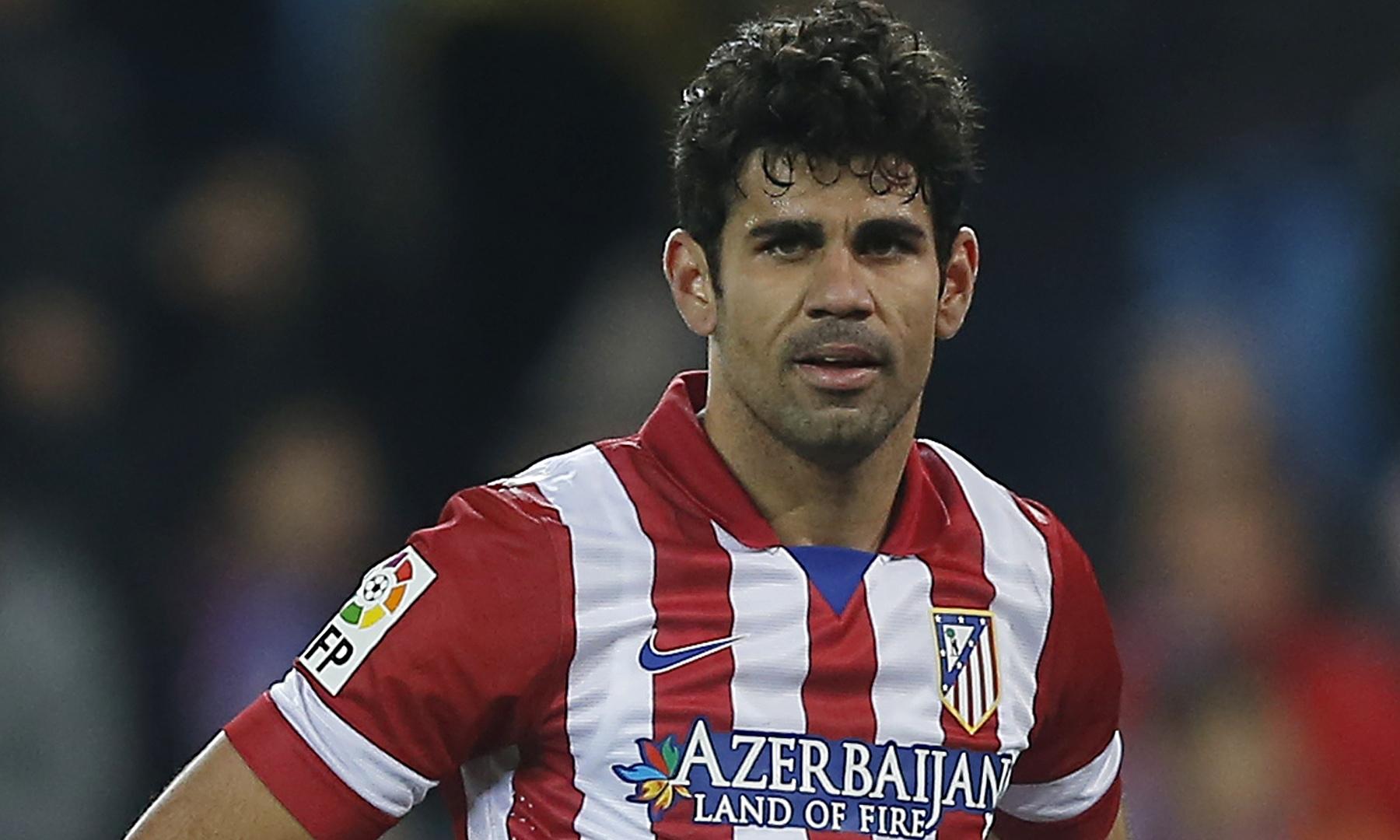 Calciomercato: Diego Costa al Chelsea manca solo l'ufficialità