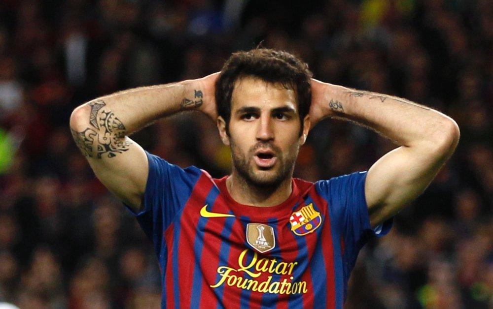 Calciomercato: Piquè svela la partenza di Fabregas