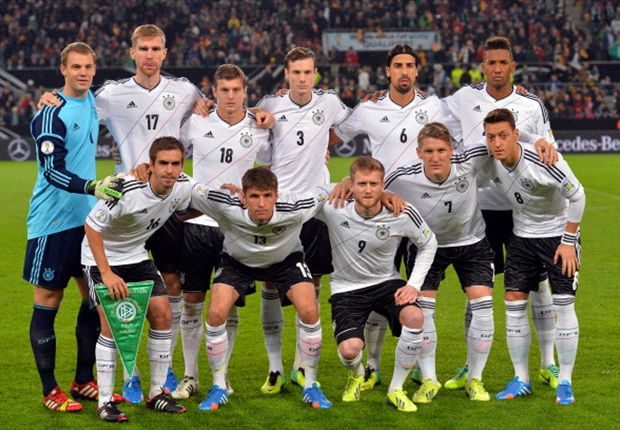 Mondiali 2014, Girone G: le ultime sulla Germania