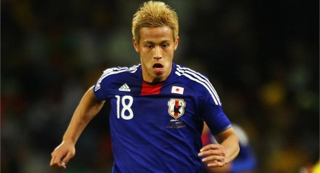 Mondiali 2014, Gruppo C: amichevole Giappone – Zambia  4 – 3