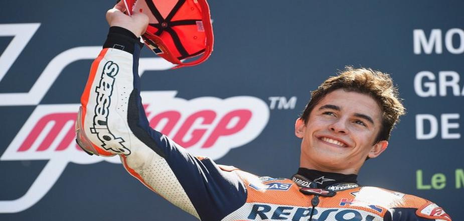 MotoGp: Gp Catalogna vince Marquez, Rossi secondo