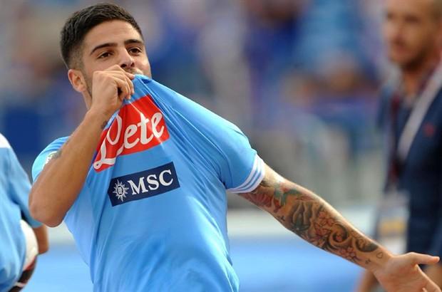 Lorenzo Insigne andrà in Brasile con la Nazionale Italiana