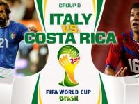 Italia-Costa Rica
