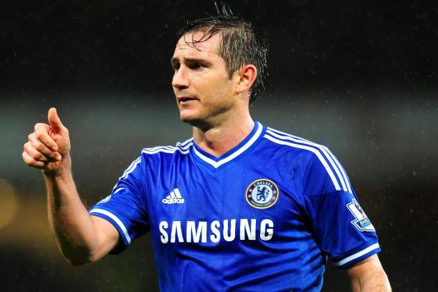 Calciomercato, Chelsea: Lampard e Ramires in partenza