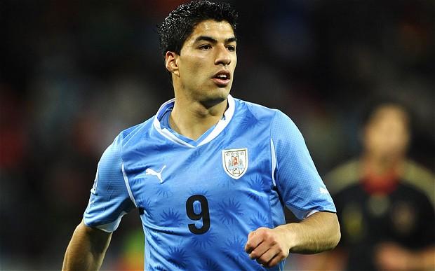 Mondiali 2014: Suarez sta recuperando, dovrebbe esserci contro la Costa Rica