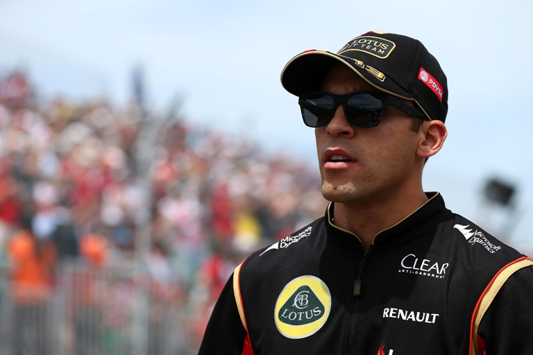 Formula 1: Maldonado è molto motivato