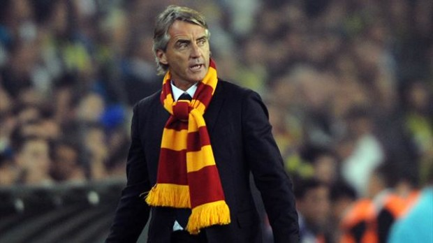 Mancini: addio Galatasaray