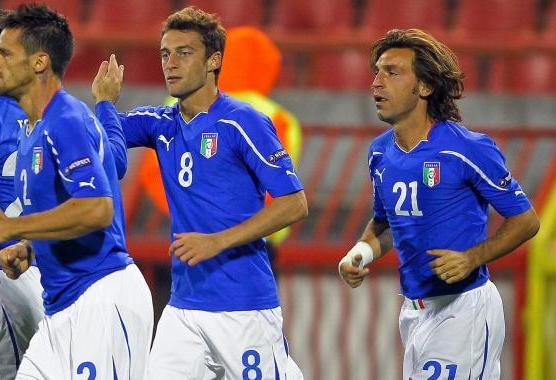 Mondiali 2014, Pirlo e Marchisio: Italia ha vinto per il carattere