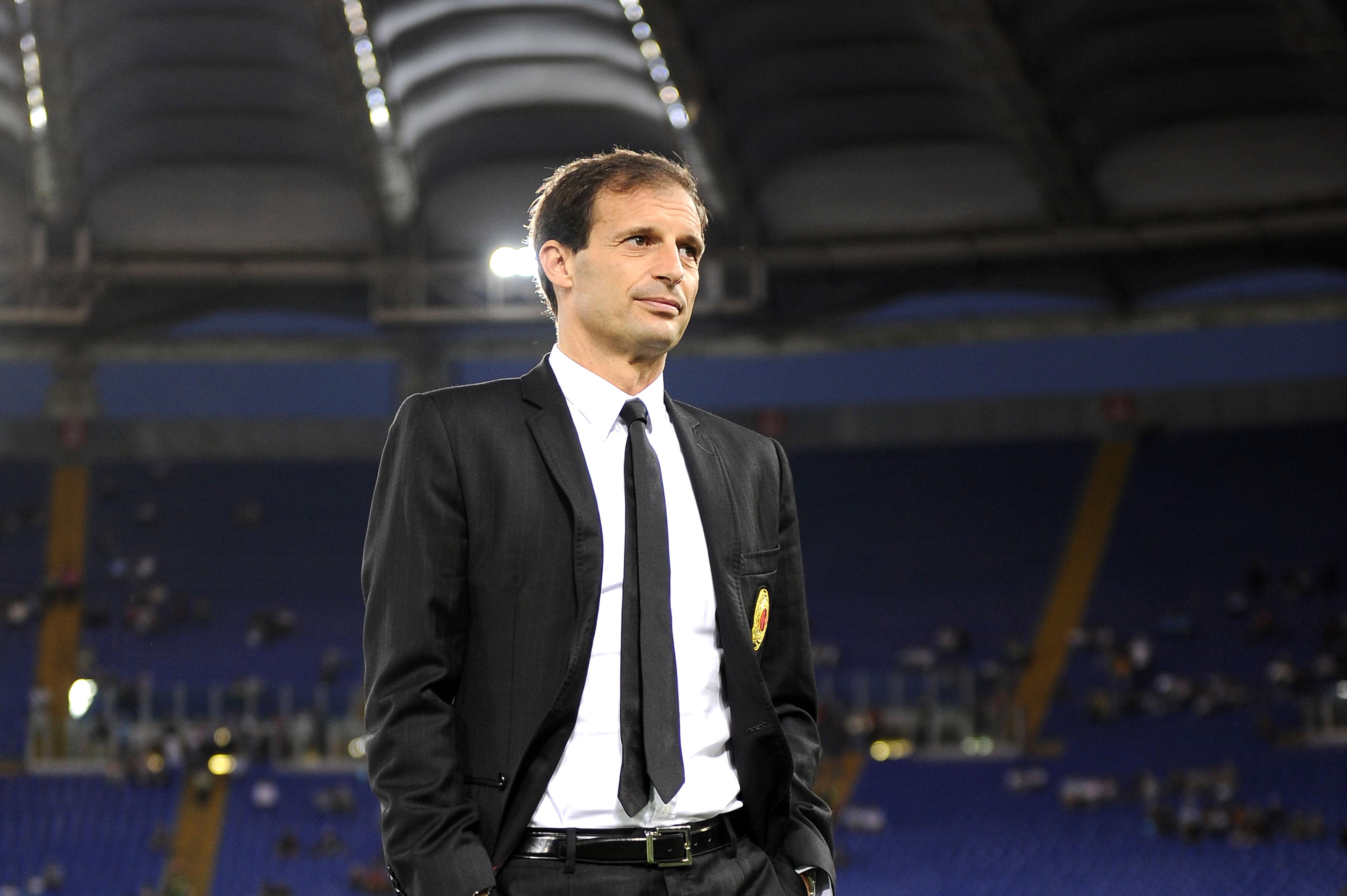 Mercato Lazio: ipotesi Allegri per la panchina