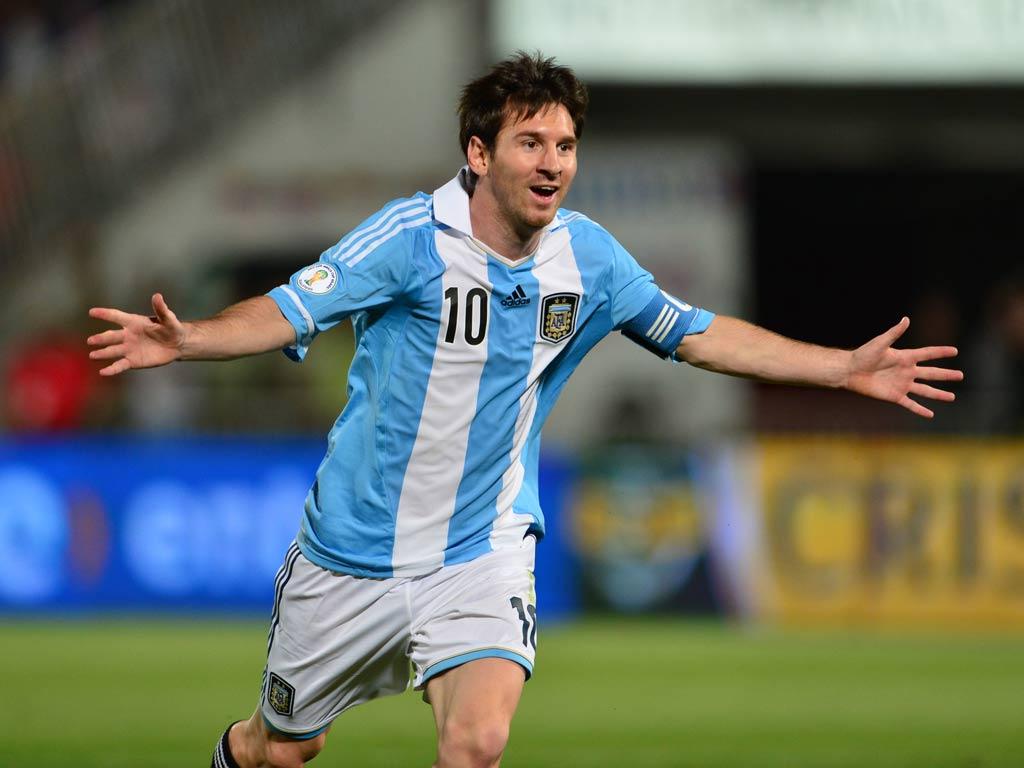 Mondiali 2014 Argentina, Messi: Il gol fatto al Maracanà è un'emozione unica