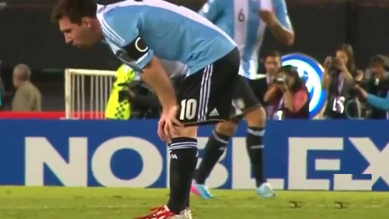 Argentina preoccupata per Messi: Tosse e vomito
