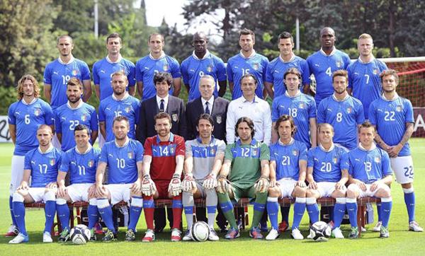 Mondiali 2014: Migliore Nazionale Italiana di tutti i tempi