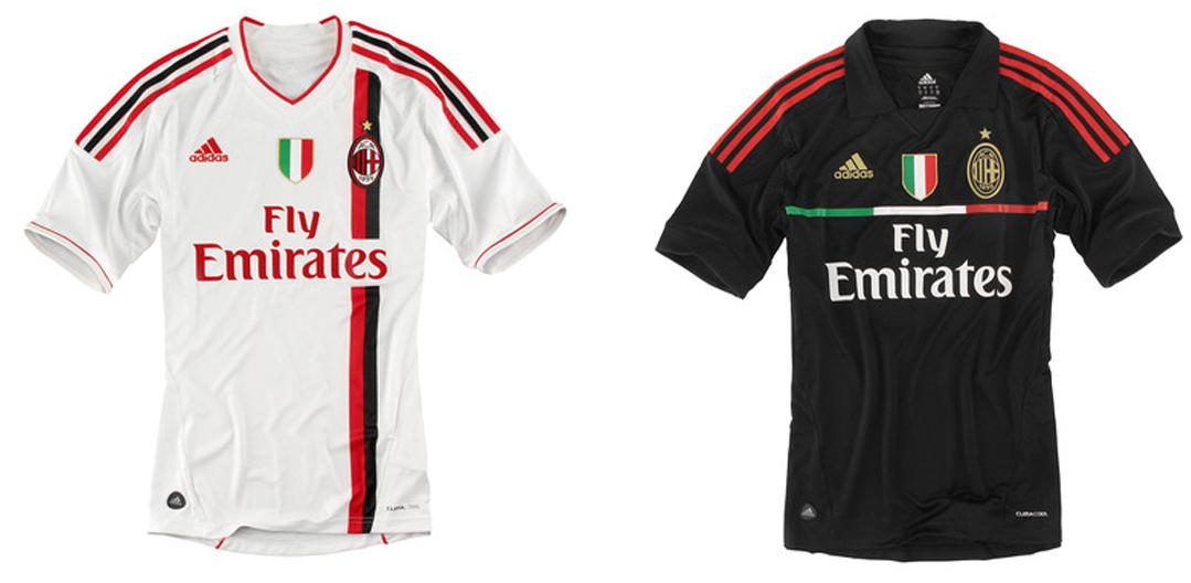 Serie A: Milan e la questione maglie