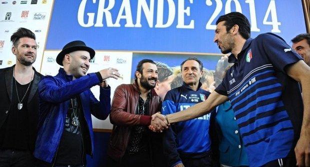 Nazionale italiana di calcio sostiene ricerca SLA