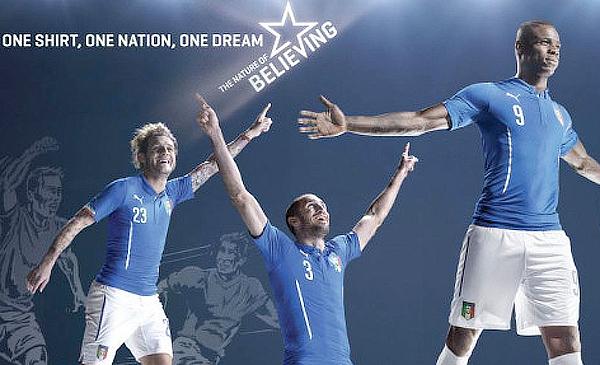 Nazionale italiana: Iter avventura Mondiali 2014
