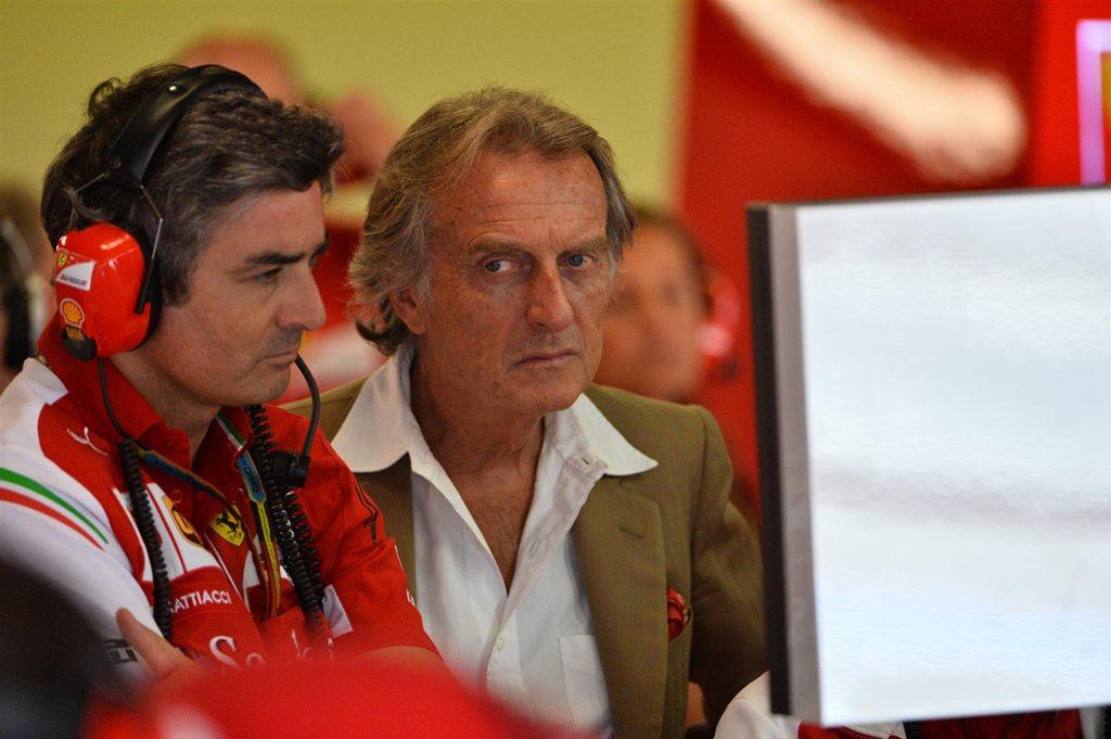 Formula 1: Montezemolo lavora per il futuro