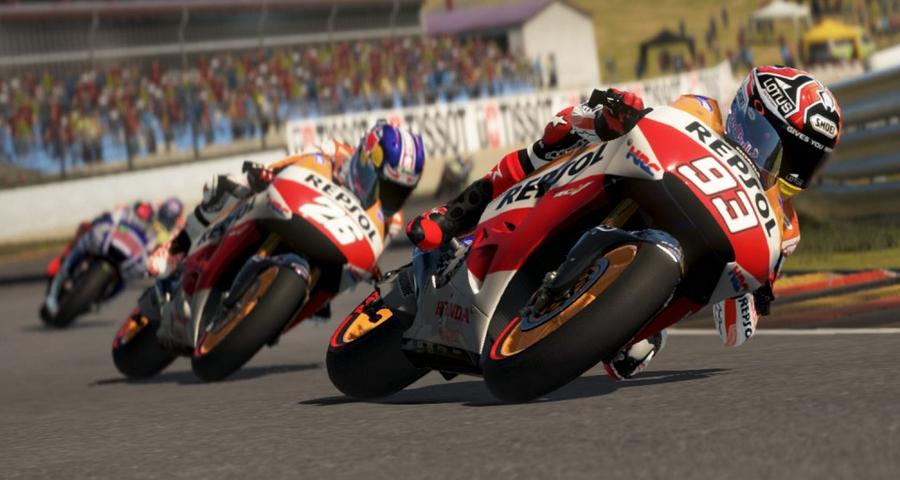MotoGP 14, arriva il gioco ufficiale per PC e Console