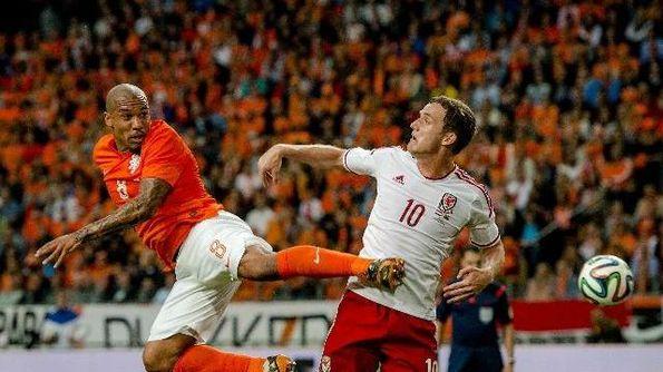 Mondiali 2014, amichevole: Olanda-Galles 2-0