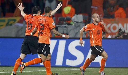 Mondiali, definito ottavo Olanda-Messico