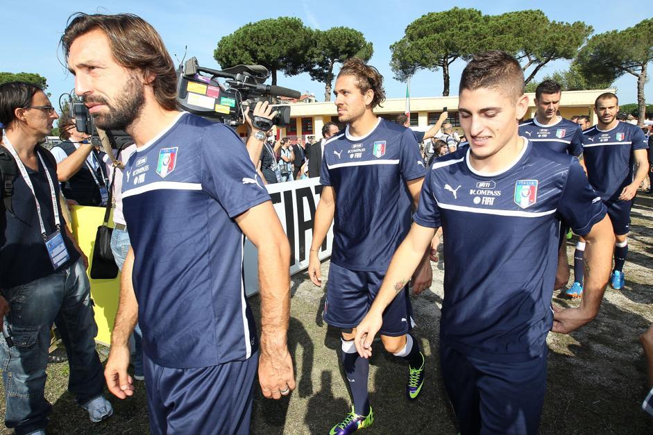 Mondiali 2014, dubbi in difesa per Italia