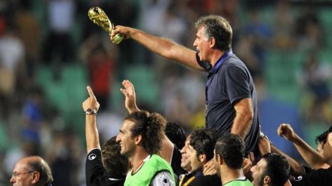 Mondiali 2014, l'Iran contro crisi, Queiroz: Sono a testa alta
