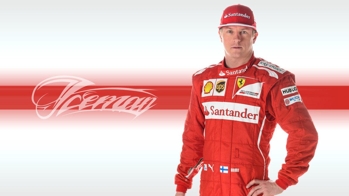 Formula 1: Raikkonen, la Ferrari e la sfortuna