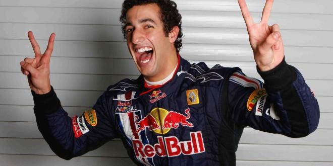 Formula 1: Ricciardo si sente a casa