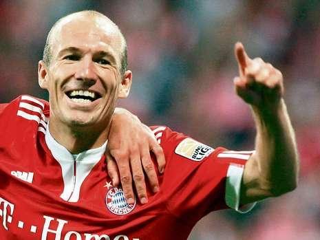 Olanda, Robben: La sua squadra non è la favorita