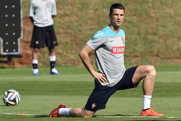 Gruppo G, Portogallo: Ronaldo con gli Stati Uniti ci sarà