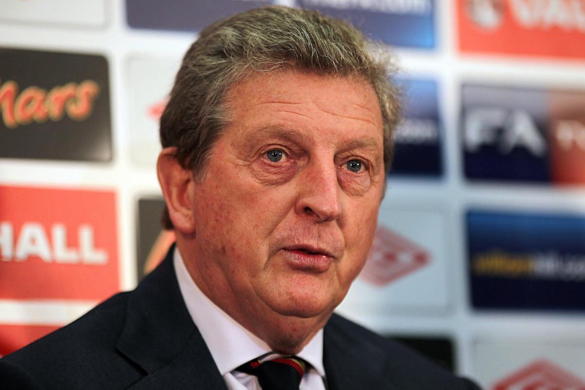 Roy Hodgson parla della nazionale italiana