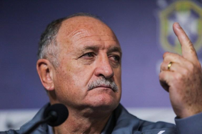 Scolari vuole una finale Brasile e Argentina