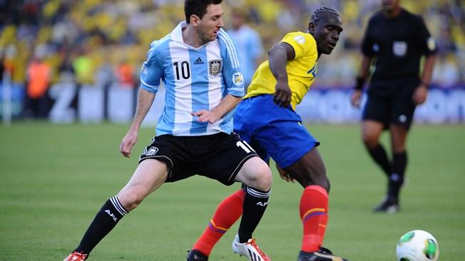 Ecuador: Castillo titolare anche se non al top