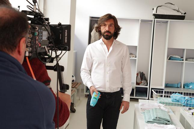 Mondiali di calcio Brasile 2014 e lo shampoo ufficiale della nazionale italiana