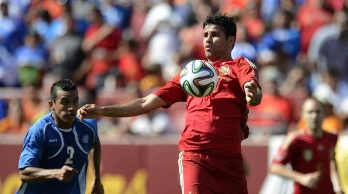 Spagna arriva in Brasile per Mondiali 2014