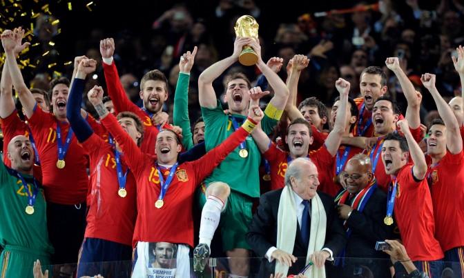Mondiali 2014: premio di 730mila euro per vittoria Spagna