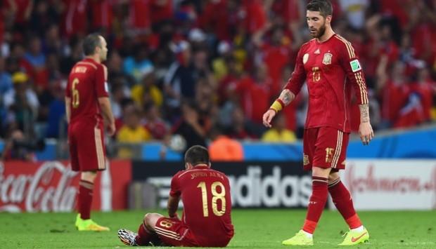 Mondiali senza Spagna valgono 600 milioni di euro in meno