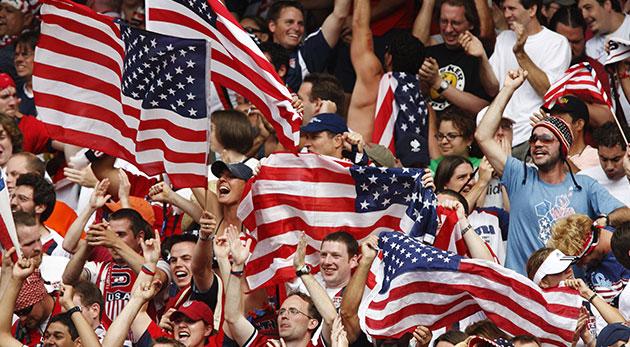 Gruppo G, Stati Uniti: grandissimo premio in caso di vittoria Mondiale