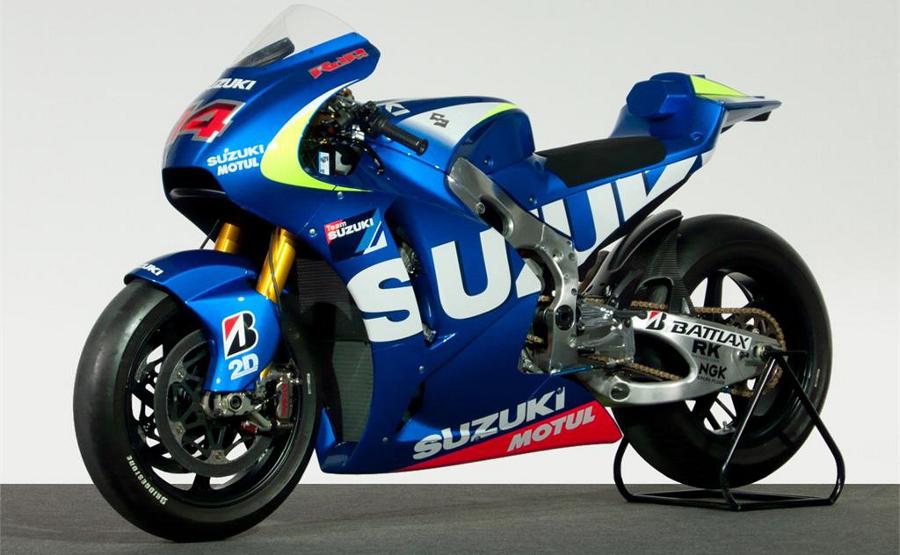 La Suzuki tornerà in MotoGP