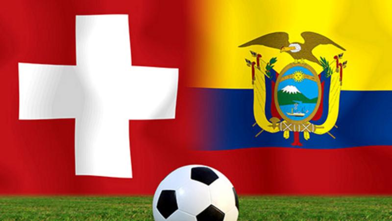 Svizzera-Ecuador, sfida inedita in questi Mondiali