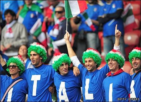 Mondiali, Italia: tifosi delusi dalla sconfitta contro la Costa Rica